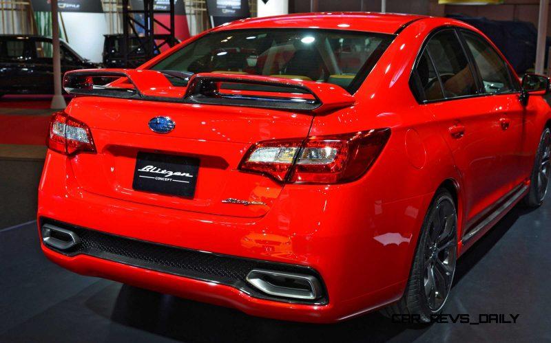 2015 Subaru Legacy B4 BLITZEN Concept 4 copy