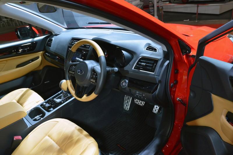 2015 Subaru Legacy B4 BLITZEN Concept 9 copy
