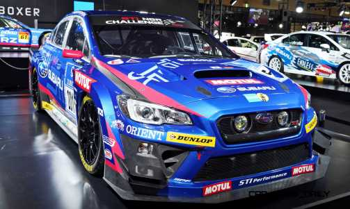 2015 Subaru WRX STi NBR Challenge 1