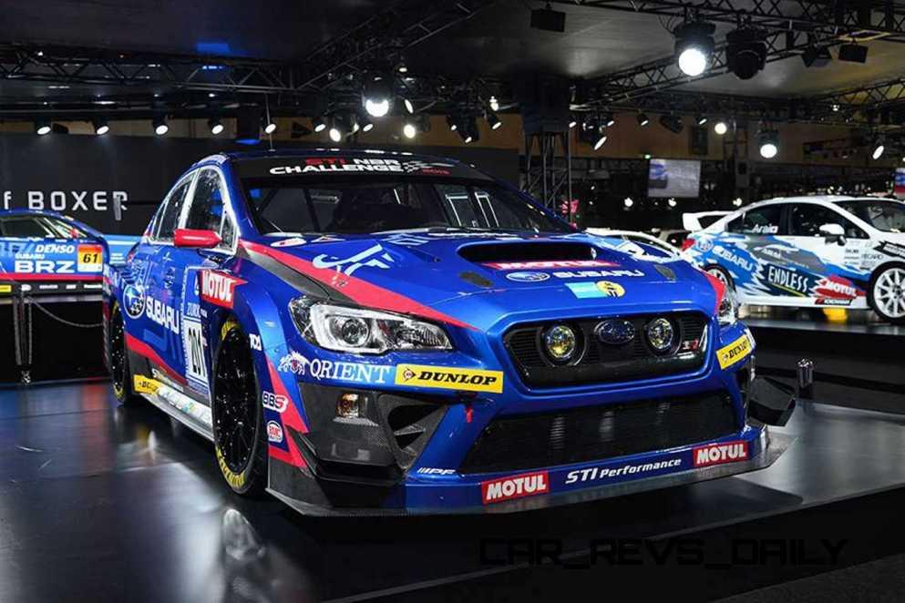 2015 Subaru WRX STi NBR Challenge 11