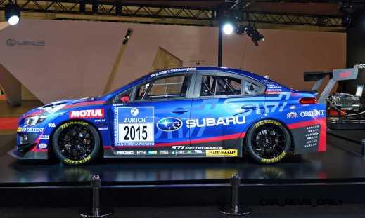 2015 Subaru WRX STi NBR Challenge 7