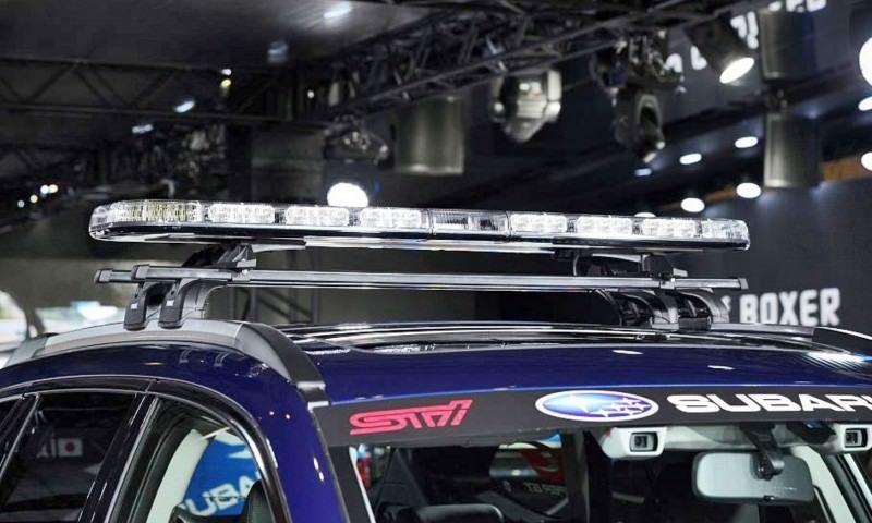 2015 Subaru WRX STi Rally Racecars 14