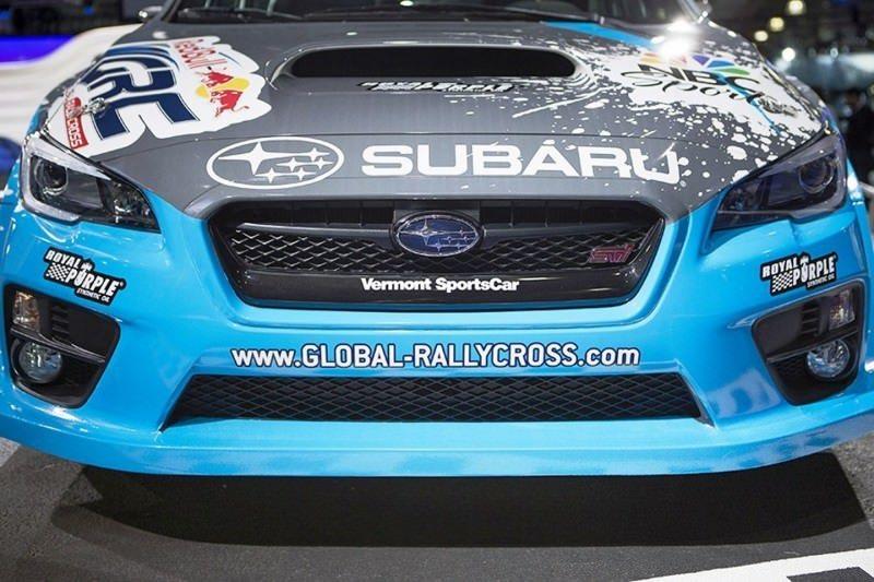 2015 Subaru WRX STi Rally Racecars 21