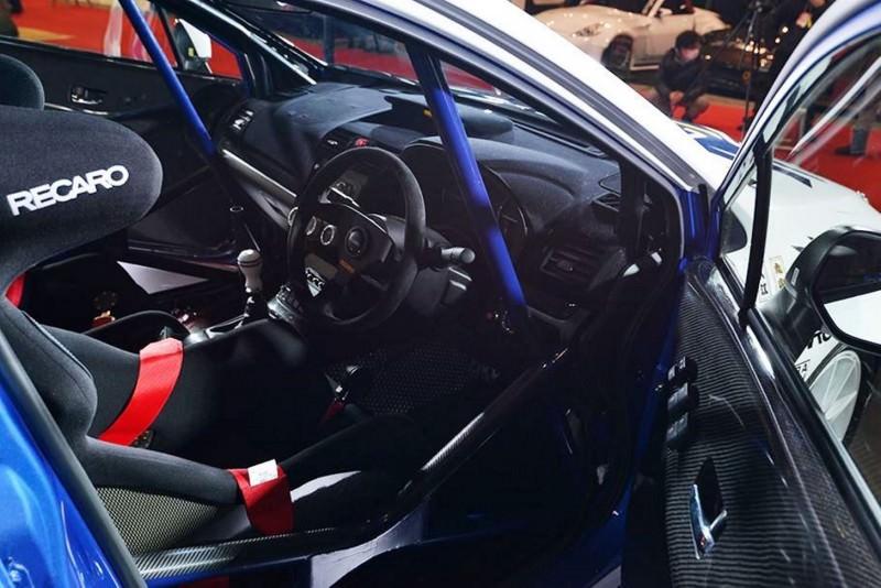 2015 Subaru WRX STi Rally Racecars 29