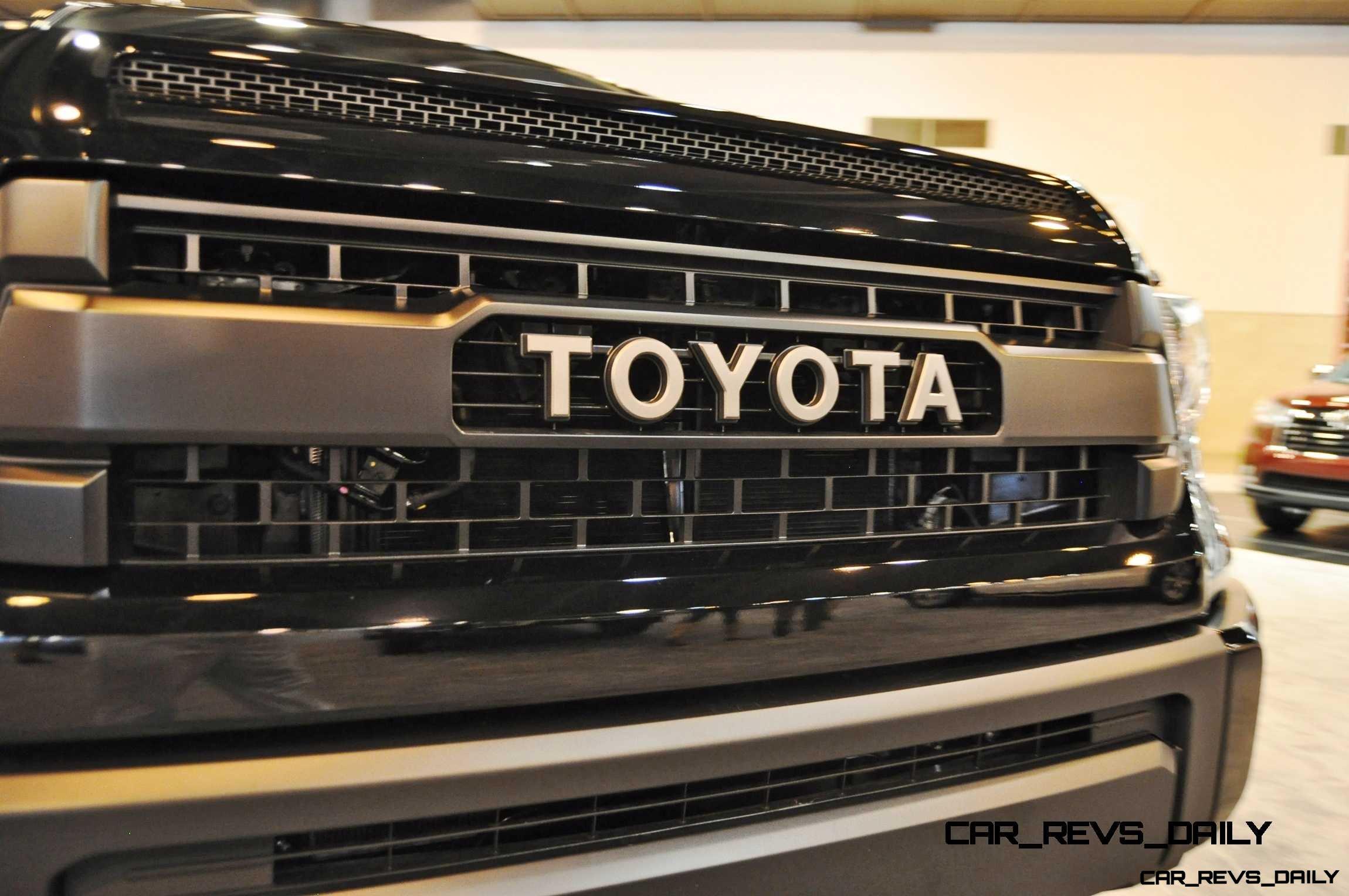 2015 Toyota Tundra TRD Pro 8