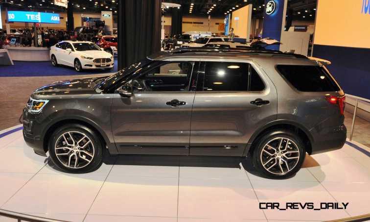 2016 Ford Explorer Sport 24