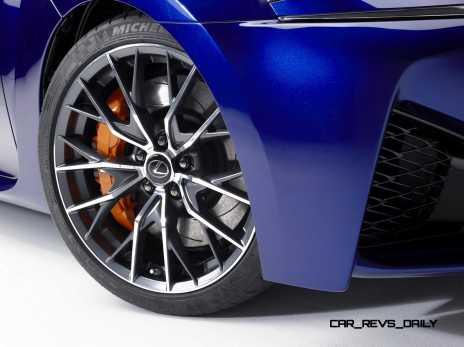 2016 Lexus GSF 1