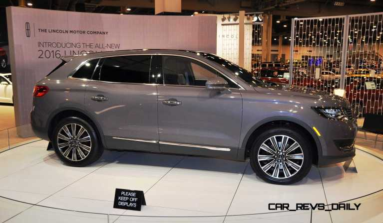 2016 Lincoln MKX 15