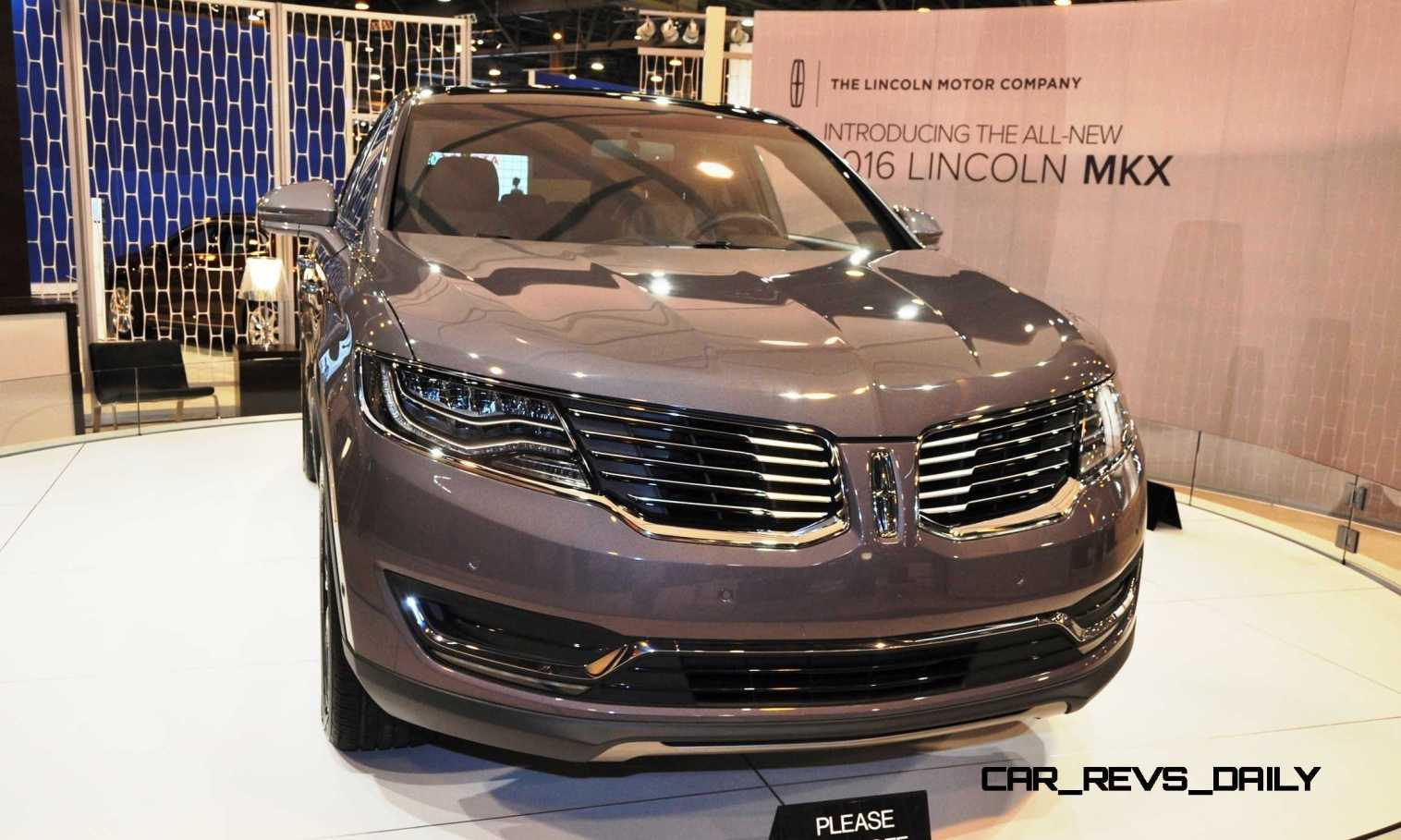 2016 Lincoln MKX 19