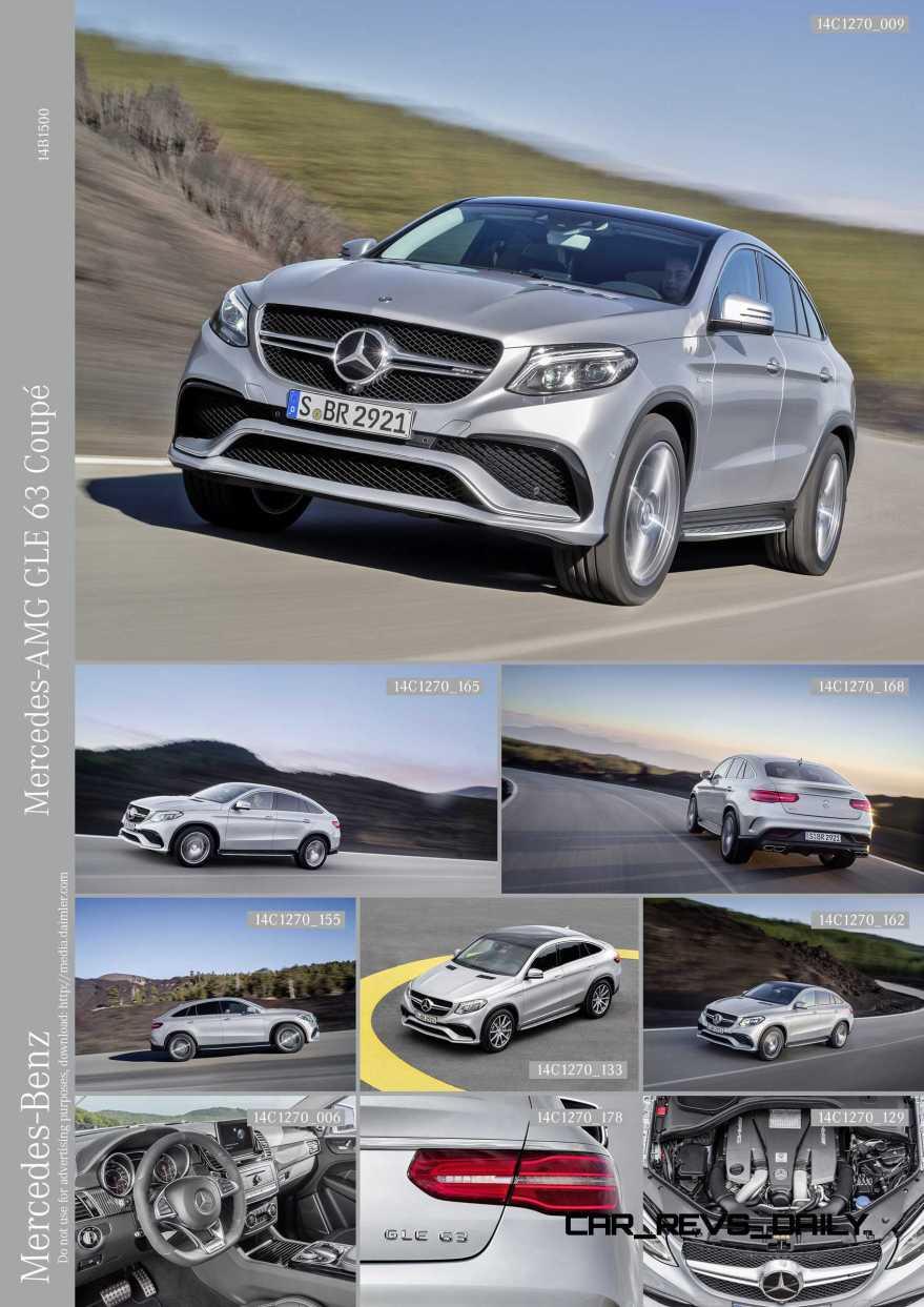 2016 Mercedes-AMG GLE63 Coupe 23