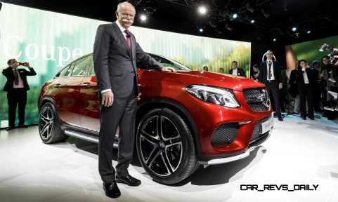 Mercedes-Benz New Year's Reception 2015 in Detroit