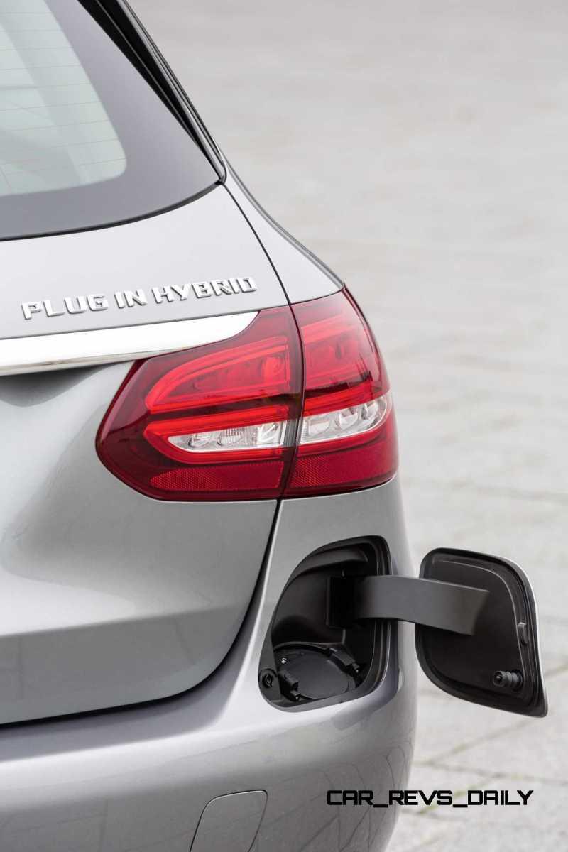 Mercedes-Benz C 350 PLUG IN HYBRID (S 205) 2014