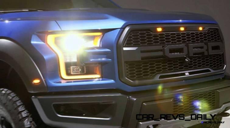 2017 Ford F-150 RAPTOR Studio Stills 28