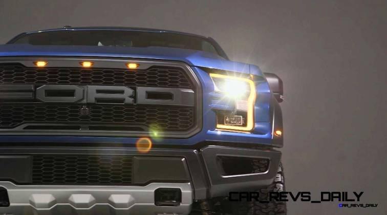 2017 Ford F-150 RAPTOR Studio Stills 3