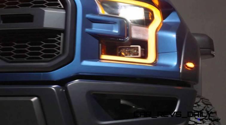 2017 Ford F-150 RAPTOR Studio Stills 37