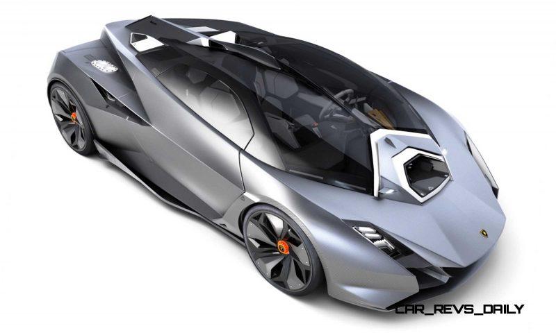 2020 Lamborghini Perdigon by Ondrej Jirec 1