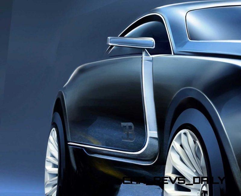 Bugatti SUV Grand Colombier by Ondrej Jirec 10