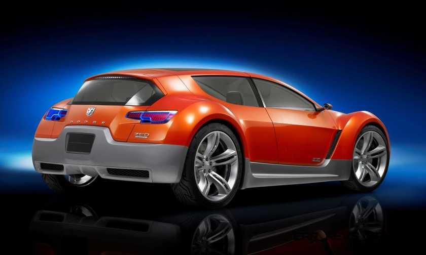 Concept Flashback - 2008 Dodge ZEO 4