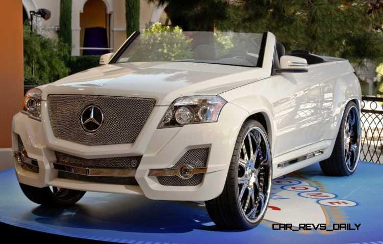 2010 Mercedes-Benz GLK350 4MATIC Tuning Concept Cars