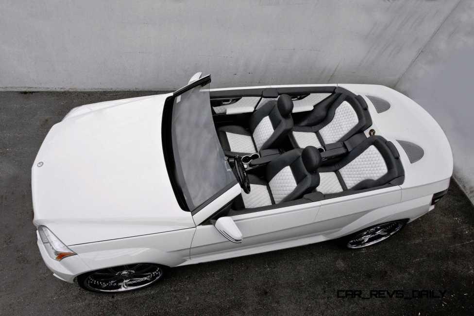 Concept Flashbacks - 2010 SEMA Mercedes-Benz GLK Tuner Cars 28 copy