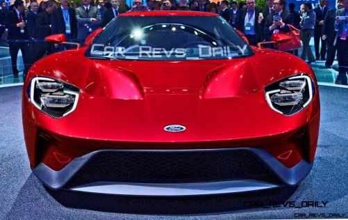 Ford GT Colors 12