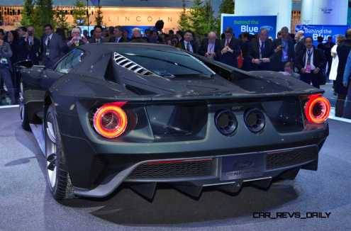 Ford GT Colors 14