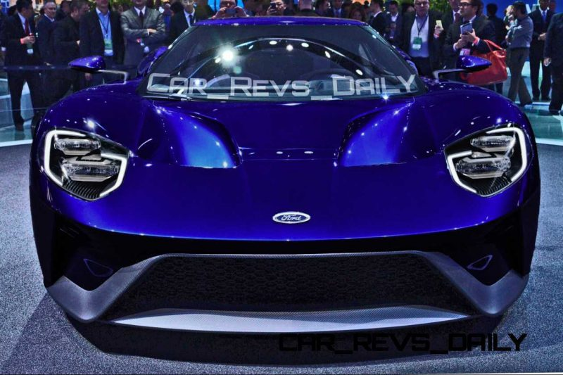 Ford GT Colors 4