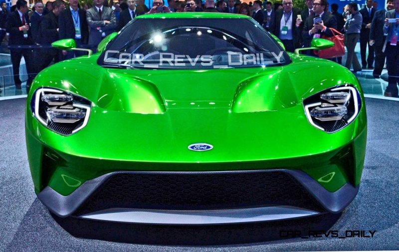 Ford GT Colors 8