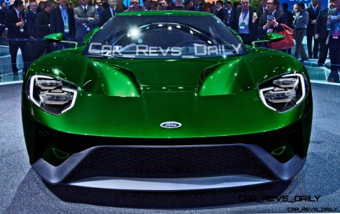 Ford GT Colors 9