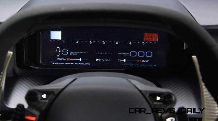 Ford GT Hypercar Video Stills 21