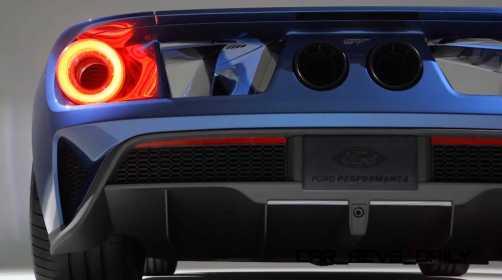 Ford GT Hypercar Video Stills 36