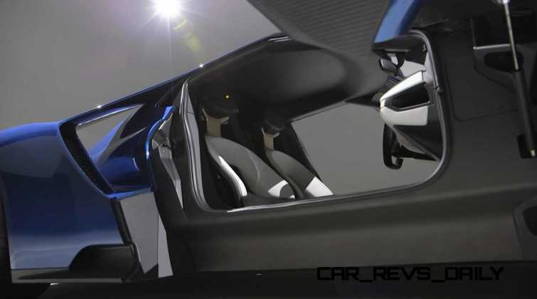 Ford GT Hypercar Video Stills 7