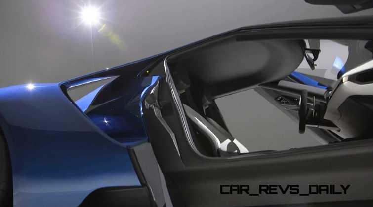 Ford GT Hypercar Video Stills 8