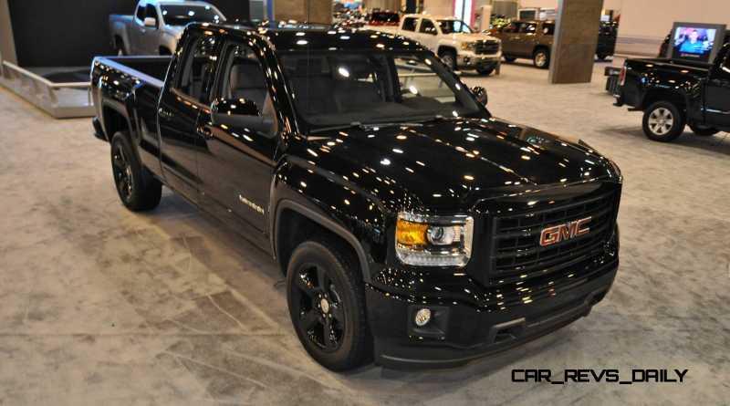 Houston Auto Show - 2015 GMC Sierra Elevation Edition 6