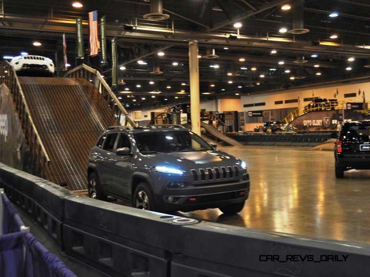 Houston Auto Show - Camp JEEP 16