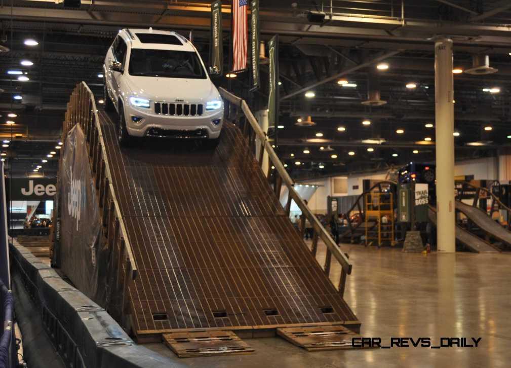 Houston Auto Show - Camp JEEP 17