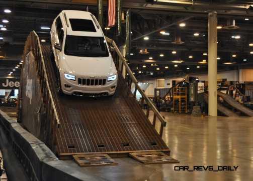 Houston Auto Show - Camp JEEP 21