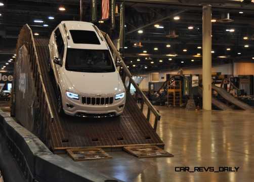 Houston Auto Show - Camp JEEP 23