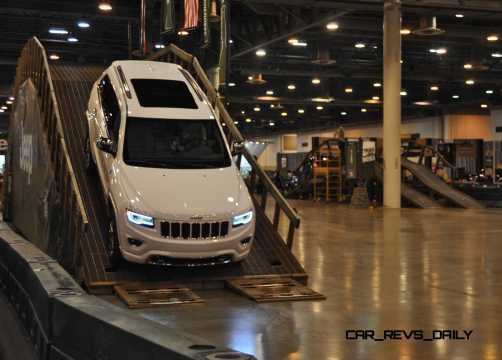 Houston Auto Show - Camp JEEP 24