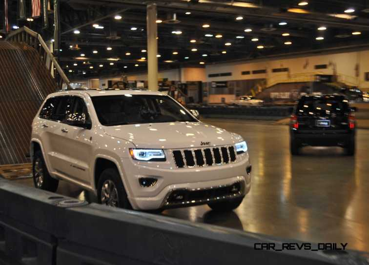 Houston Auto Show - Camp JEEP 27