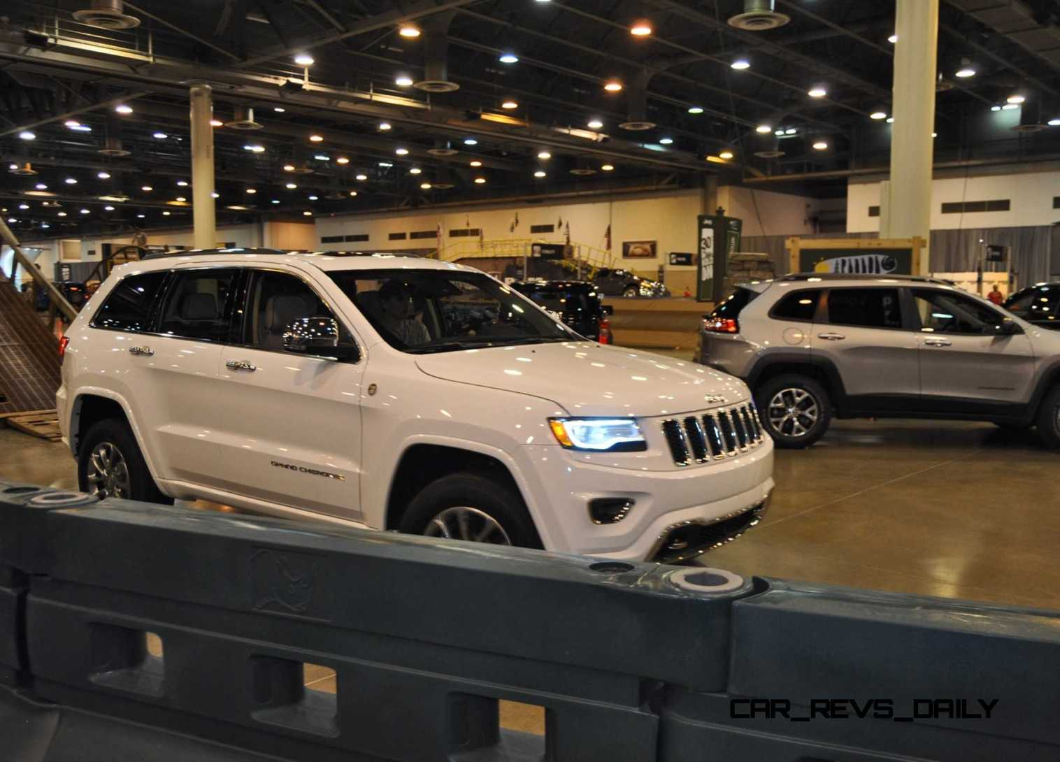 Houston Auto Show - Camp JEEP 28