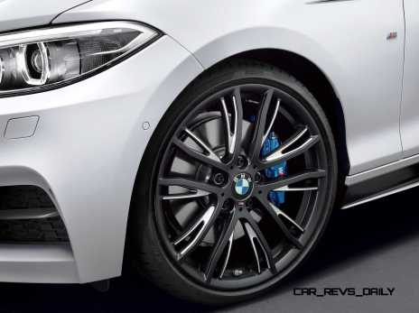 M Performance Parts for the BMW 2 Series Convertible 4