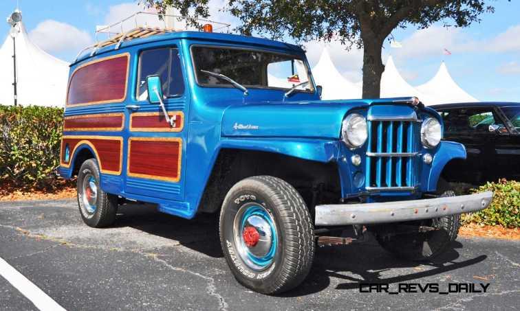 Mecum 2015 Florida Faves - 1962 Willys JEEP Utility Wagon 10