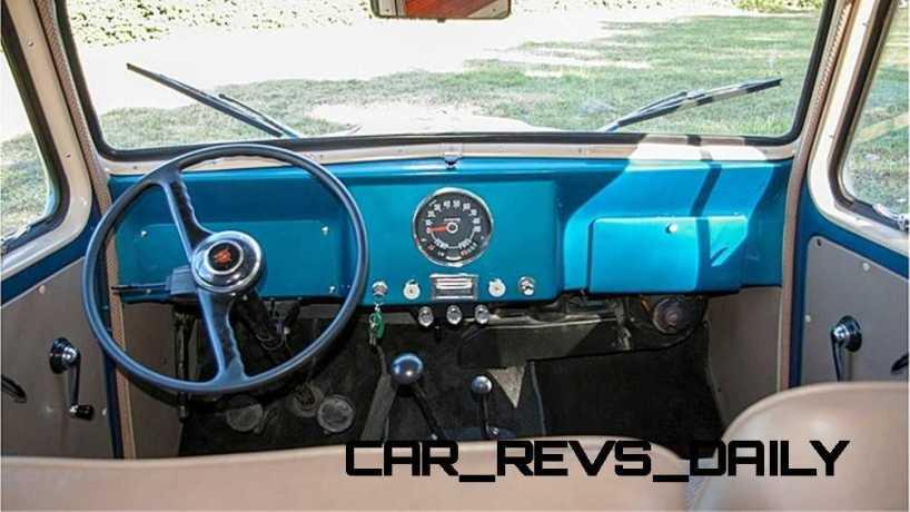 Mecum 2015 Florida Faves - 1962 Willys JEEP Utility Wagon 22