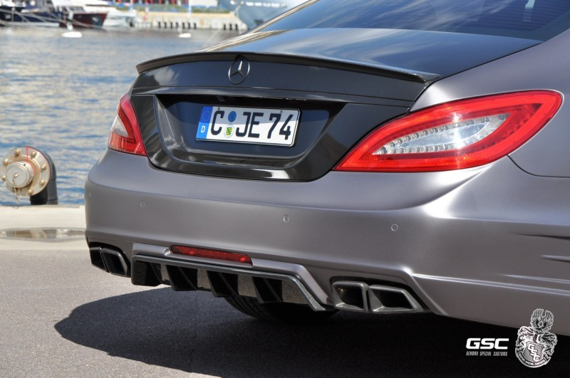 Mercedes-Benz CLS by German Special Customs 30