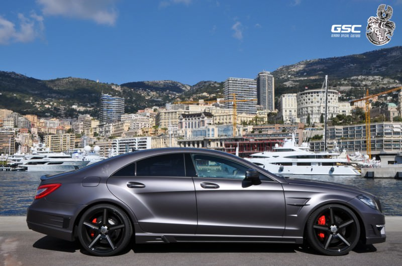 Mercedes-Benz CLS by German Special Customs 37