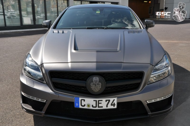Mercedes-Benz CLS by German Special Customs 39