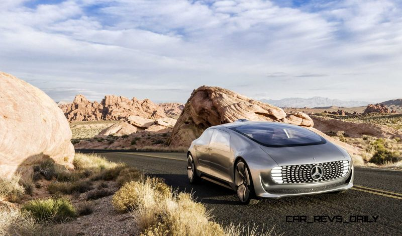 Mercedes-Benz F 015 Concept 31