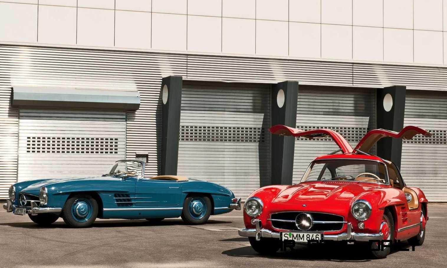 Mercedes-Benz Gullwing Supercar Evolution 70 copy