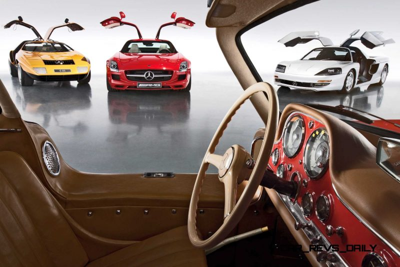 Mercedes-Benz Gullwing Supercar Evolution 9 copy